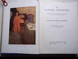 a little princess by s hodgson burnett collectors weekly