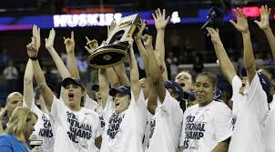 Connecticut Routs Louisville To Win Eighth Ncaa Womens Basketball