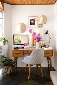 lovely long desks home office 5. a home office with an upholstered chair styling by brian stanley photo jacqui turk via front mainelm lovely long desks 5