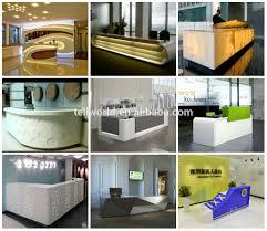 Office counter design/modern reception desk/simple style front desk