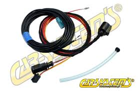 vw golf low line camera wiring harness