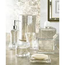 bathroom accessories sets silver. Chic Silver Bathroom Decor Plain Decoration Set Home Design Accessories Sets T