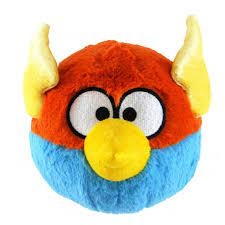 Angry Birds Space 8-Inch Blue Bird with Sound: Amazon.com.au: Toys & Games