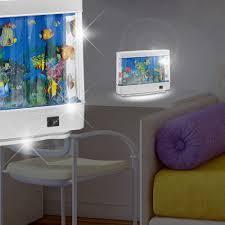 childrens room lighting. aquarium night light children colorful silver lamp fish baby childrenu0027s room childrens lighting