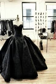 be a gorgeous bride in a black wedding dress topup wedding ideas
