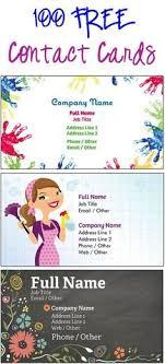 Free Printable Business Templates Free Printable Business Card Template Business Psd Excel