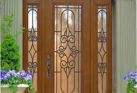 Fiberglass Entry Doors With Sidelights Fine Bright Door Front ...