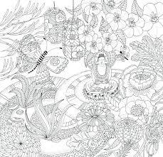 peter pauper press coloring book zen garden i color me 2