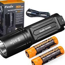 Fenix Lights Us 145 76 19 Off Fenix Tk35 2018 3200 Lumen Ultimate Edition Tk35ue Usb Rechargeable Tactical Led Flashlight With 2 X 3500mah Battery In