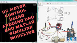 tutorial 6 dc motor control using arduino uno and matlab simulink modeling