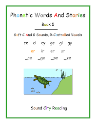 Level 4. Phonics Patterns Overview - SOUND CITY READING