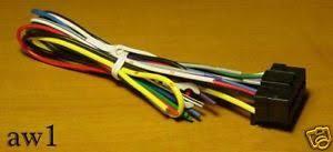 aiwa wire wiring harness cdc x415 mp32 x107 z137 aw1 image is loading aiwa wire wiring harness cdc x415 mp32 x107