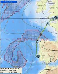 List Of Routeing Charts Passage Planning Guideline For Oceangoing Cargo Ships