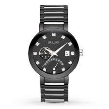 jared watches for men bulova men s watch 98d109