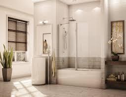 Stainless Steel Passsliding Bathtub Doors Shower Doors With Regard ...