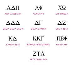 Sorority Greek Letters grande v=