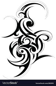 Scroll Design Element