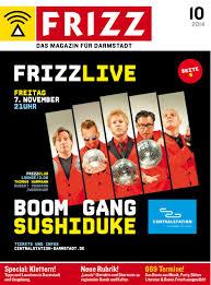 FRIZZ Das Magazin f r Darmstadt 10 2014 Ausgabe 379 by.