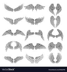 Wing Design Tattoo Design Pictures Of Different Stylized Wings