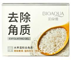 BIOAQUA <b>Гель отшелушивающий</b> с рисом для лица 140 г купить ...