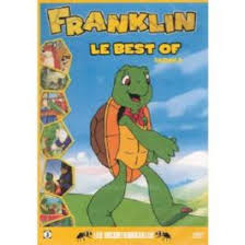 Franklin - DVD Le Best Of   Maxi Toys