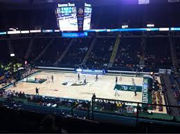 Times Union Center Section 205 Row F Seat 15 Siena