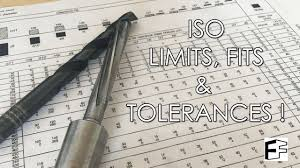Metric Machining Tolerance Chart Limits Fits Tolerances 5minfriday 4
