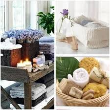 Spa Themed Bathroom Decorating Ideas  BrightpulseusSpa Decor Ideas For Home