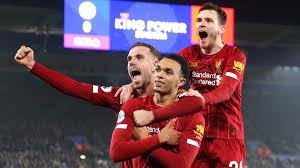 Origi henderson lallana kelleher gomez elliott keïta. Leicester 0 4 Liverpool Reds Thrash Nearest Rivals To Extend Lead Football News Sky Sports