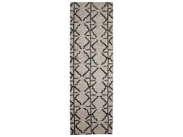feizy rugs enzo charcoal gray 2 6 x 8 runner rug 8732f charcoal gray run