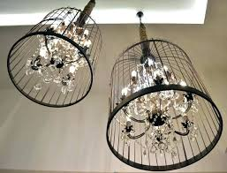 french lantern pendant cage style chandelier rope birdcage crystal cream french chandeliers pendant lighting french lantern