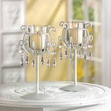 4 glass taper candle holders bulk beautiful zingz thingz dazzling drops candle holder duo reviews wayfair