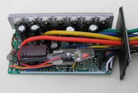 motor controller motor controller anti spark circuit built in