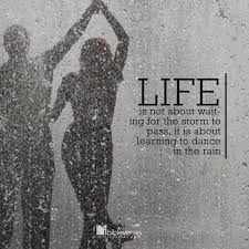 Life Dancing In The Rain Quote Mesmerizing Five Quotes That Inspire Enchanting Quotes Life Dancing
