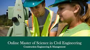 Online Msce Construction Engineering Management Ohio University