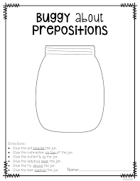 Busy P's: Prepositions | Prepositions, Elementary schools and School