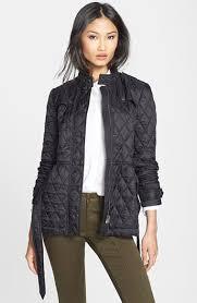 Burberry Brit Starkford Belted Quilted Jacket | Where to buy & how ... & ... Burberry Brit Starkford Belted Quilted Jacket Adamdwight.com