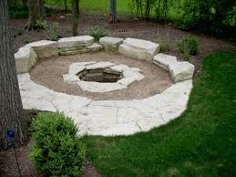 Stacked Stone Fire Pit rock fire pits designs rolitz 4992 by xevi.us