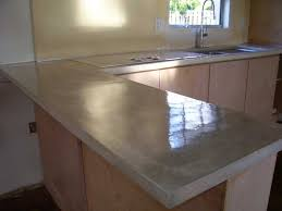 poured concrete countertops cute onyx countertops
