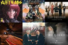 7 Latter Day Saint Artists Hit Billboard Classical Crossover