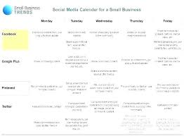 Social Media Proposal Template Social Media Business Plan Template