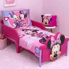 Bedroom Sets ~ Minnie Mouse Bedroom Set Toddler Hearts And Bows 4 ...