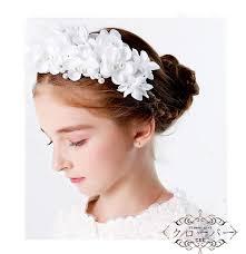 メルカリ クローバージー 子供髪飾り 花 桜キッズ ガール 発表会 結婚