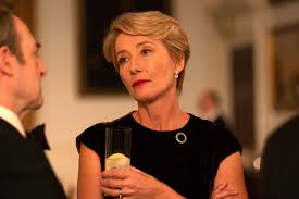 As a matter of fact short hairstyles if properly styled can also be qu. The Children Act Emma Thompson Says It Took Six Months To Perfect Her Musical Scene Ew Com