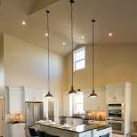 high ceiling kitchen design. railroad era pendant lighting for high ceiling kitchens source · images about the kitchen is heart of home on pictures design