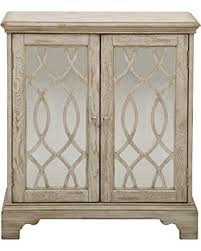 Image Dresser Pulaski Dsa092023 Mirrored Two Door Accent Chest Cabinet With Ogee Overlay And White Wash Better Homes And Gardens Cant Miss Deals On Pulaski Dsa092023 Mirrored Two Door Accent