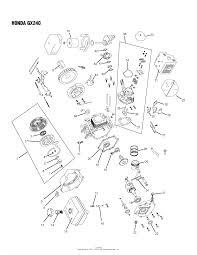 Honda gx390 engine parts diagram fresh oregon honda parts diagram for honda gx240
