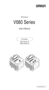 v680 series id controller user s manual