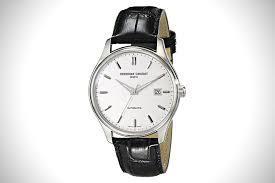 15 best men s dress watches under 1 000 hiconsumption frederique constant automatic watch
