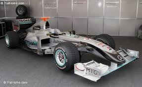 Follow your favourite mercedes drivers through the years and celebrate top moments. Brawn 2009 F1 Car In Mercedes Livery Mapio Net